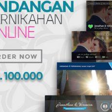 Undangan Menikah Online